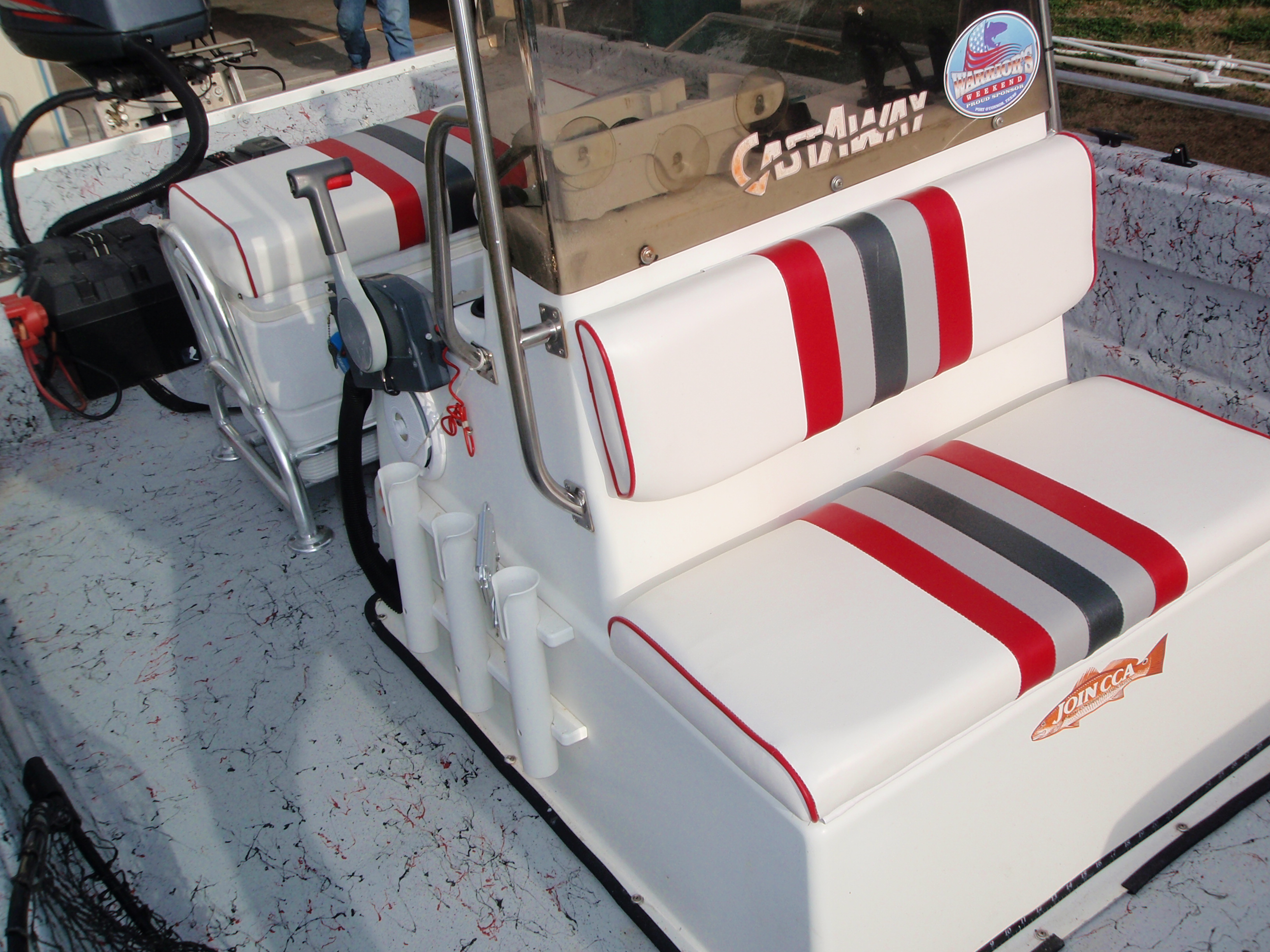 Ice Chest Boat Seats Gallery