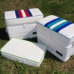 54 Qt Marine Ice Chest Removable Cushion