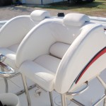 Helm seating Featured on a Scarab